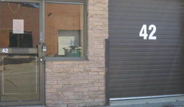 Unit 42 Front Door